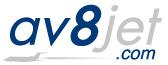 Av8jet Logo