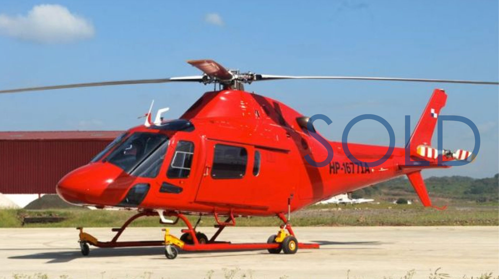 Agusta-AW119-MKII - SOLD