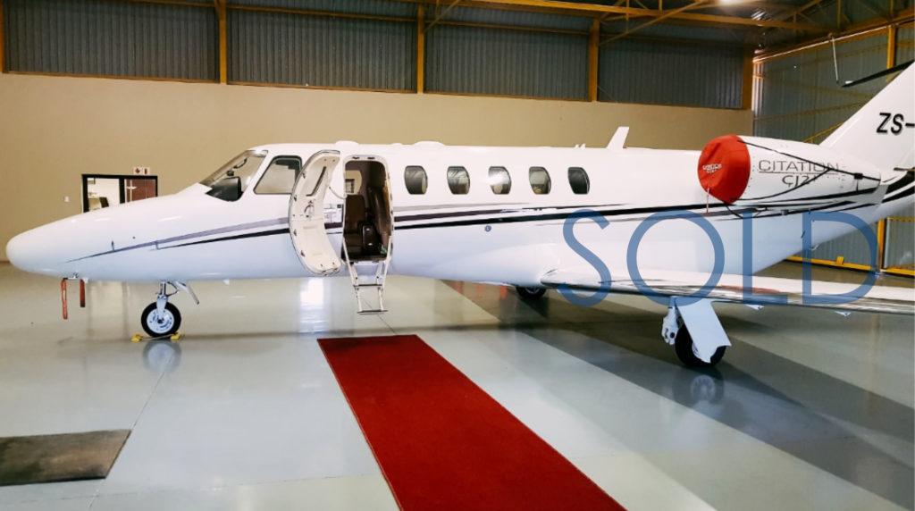 Cessna Citation CJ2+ - SOLD