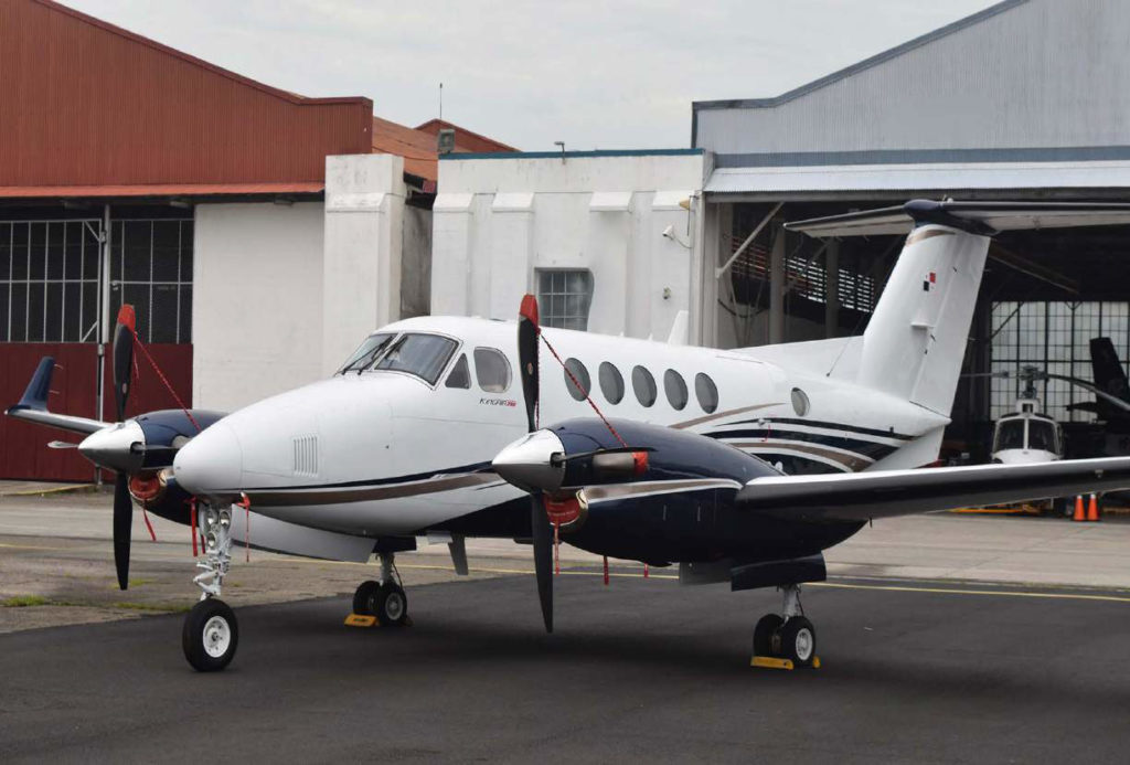 King Air 250
